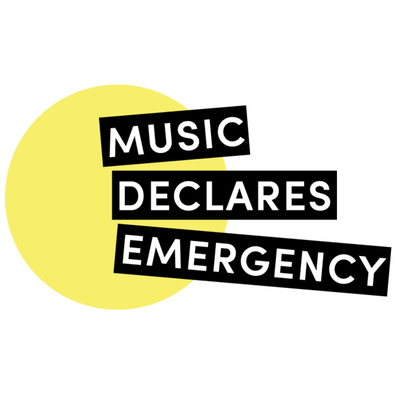 IAFAR supports Music Declares Emergency!